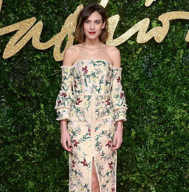 Alexa Chung set to launch own fashion label