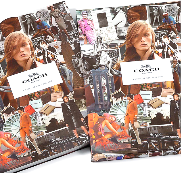 A look at Coach's new book, A Story of New York Cool   Buro 24/7