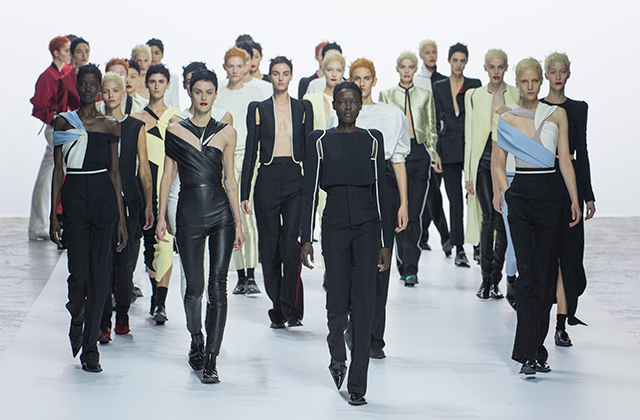 Paris Fashion Week: Haider Ackermann Spring/Summer '18