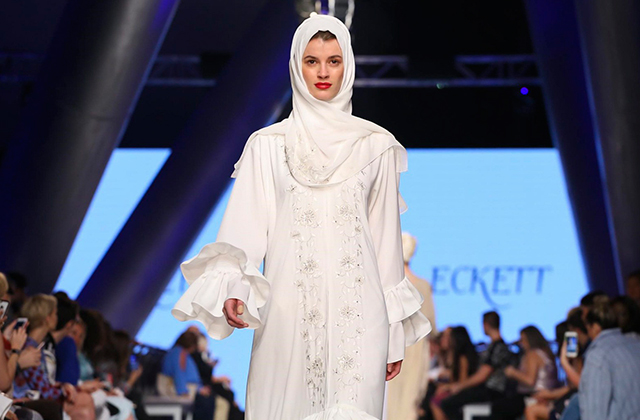 The Arab Fashion Council teams up with British Fashion Council on first Arab Fashion Week