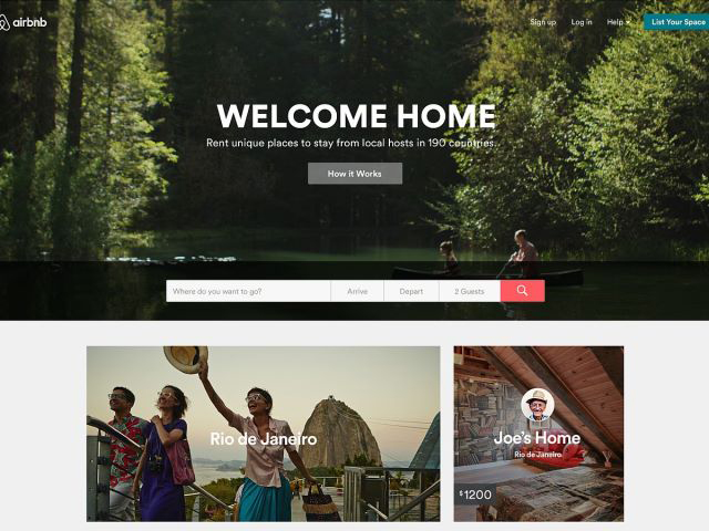 Airbnb wins official accommodation deal for Rio Summer Olympics 2016