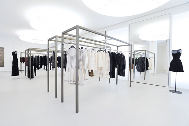 Alaïa opens first store outside of Paris in China