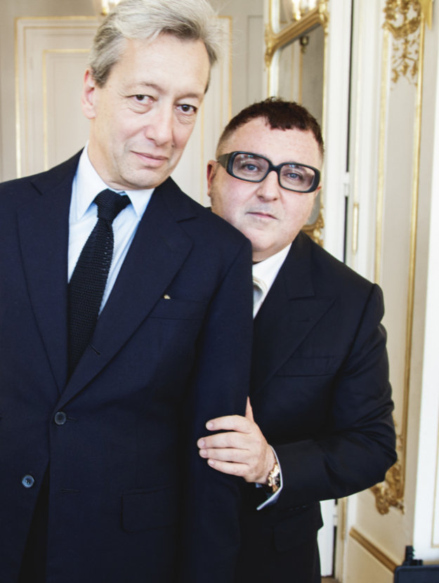 """Alber Elbaz asked me to make a perfume much like one of his dresses\"" – Frédéric Malle"