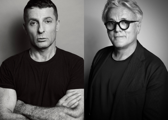 This just in: Giuseppe Zanotti to design Alexandre Vauthier footwear