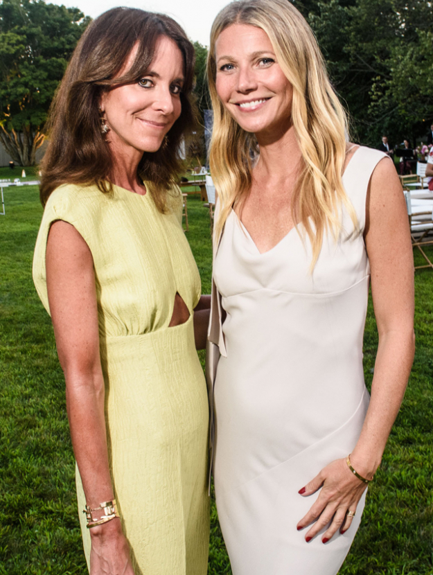 Inside Net-a-Porter x Goop's summer party
