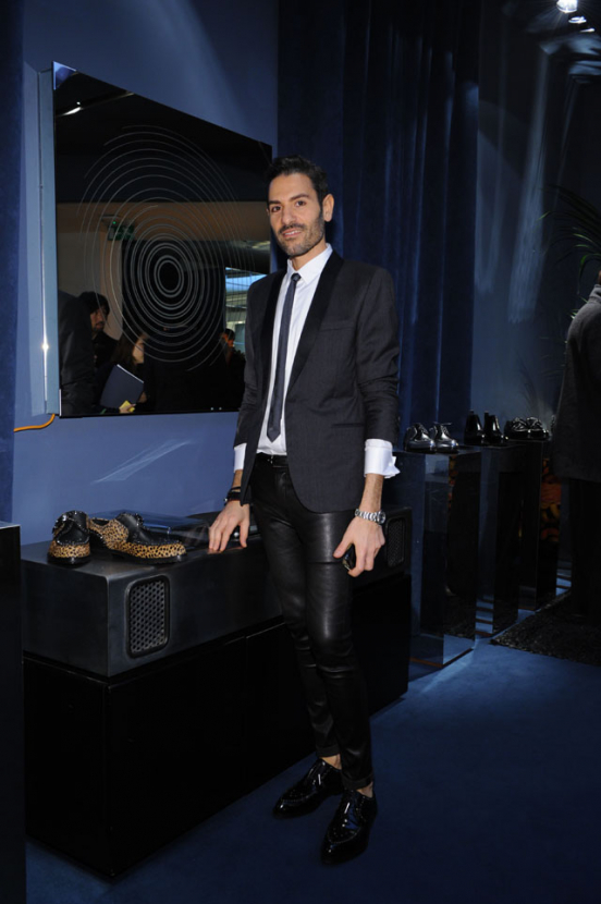Buro 24/7 Middle East Interview: Angelo Ruggeri, Collection and Design Director at Sergio Rossi