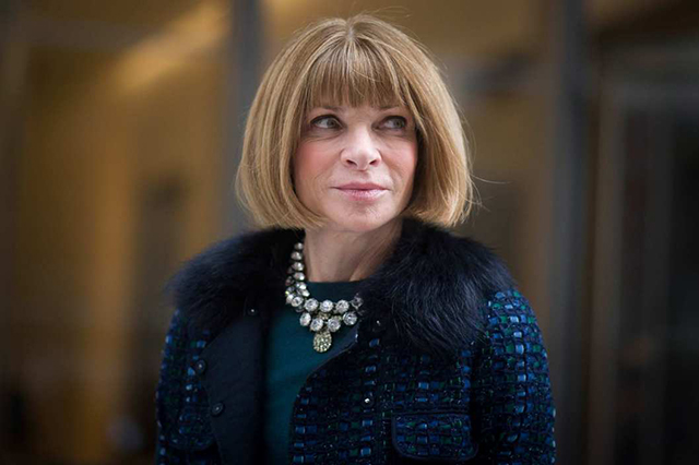 Anna Wintour said to be removing Met Gala selfies and social media posts