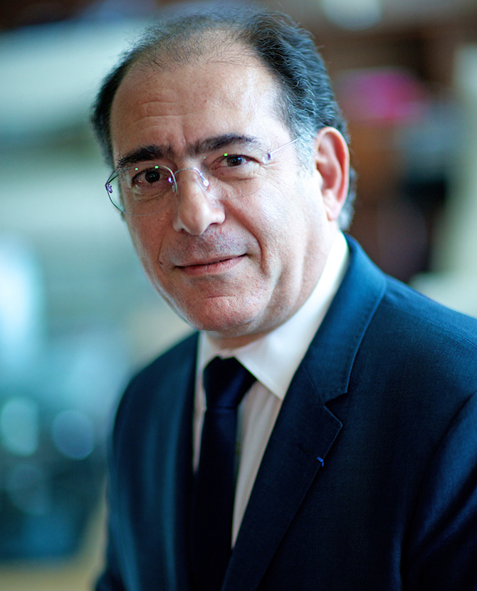 Anthony Chalhoub, Co-CEO of Chalhoub Group, has passed away