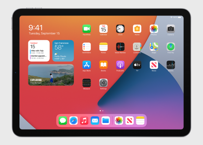 Apple introduces eighth-generation iPad and all-new iPad Air