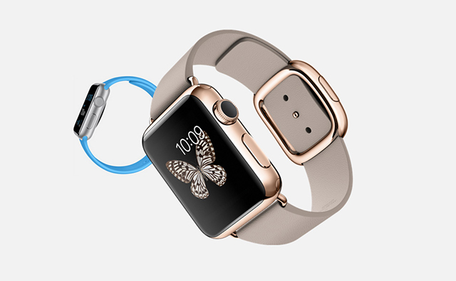 Apple Watch to launch Spring 2015
