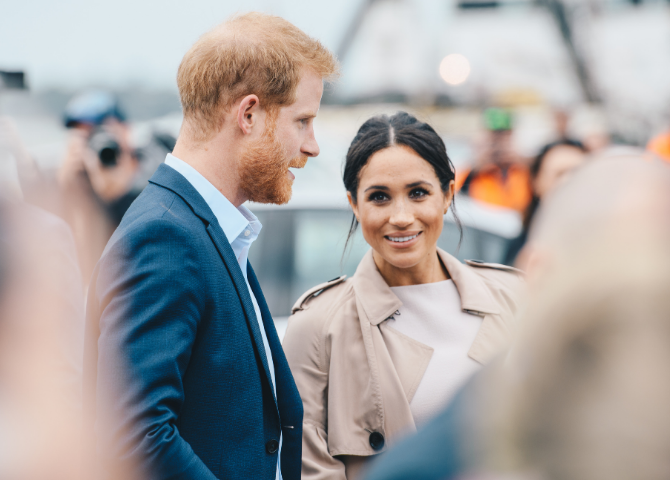Prince Harry and Meghan Markle launch their Archewell Foundation website