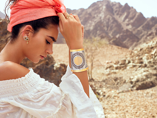 Here's where you can get your hands on Azza Fahmy's new jewellery collection