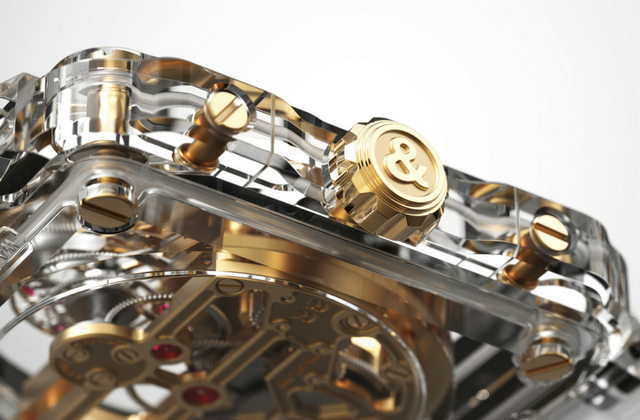 Exclusive: Bell & Ross launch three new BR-X1 Skeleton Tourbillon Sapphire models at Baselword