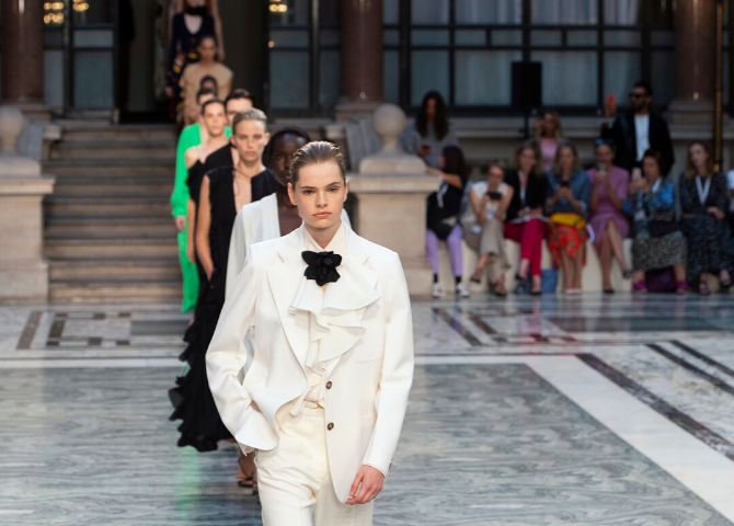 The British Fashion Council is rebranding London Fashion Week. So, what does this mean?