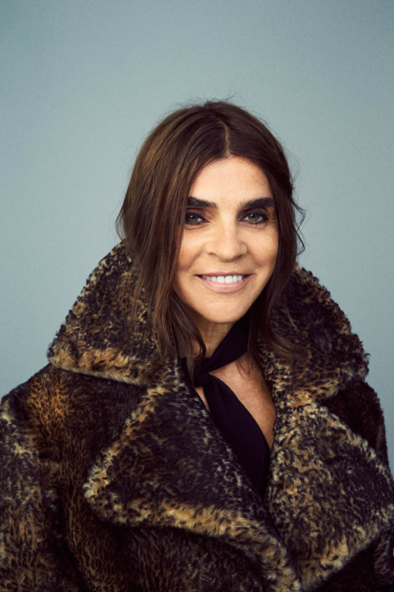 Exclusive first look: Carine Roitfeld stars in latest edition of 'Woman' for mytheresa.com