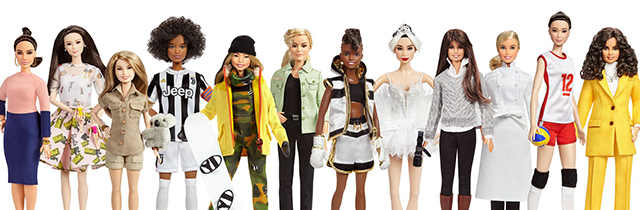 Barbie releases new Mattel must-haves for International Women's Day