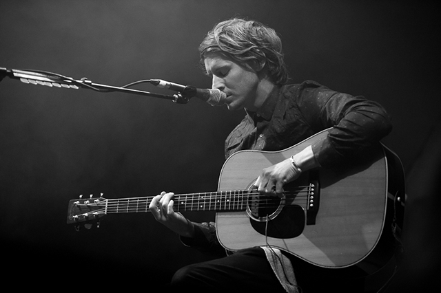 Ben Howard debuts new song 'Conrad'