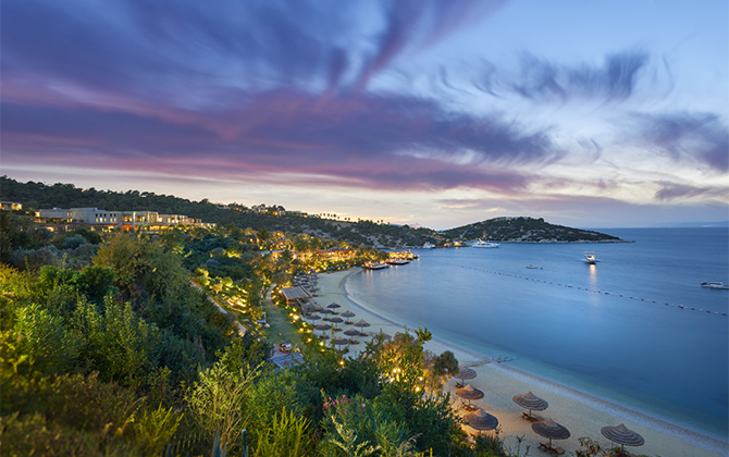 Here's why you need to check yourself into the Mandarin Oriental in Bodrum