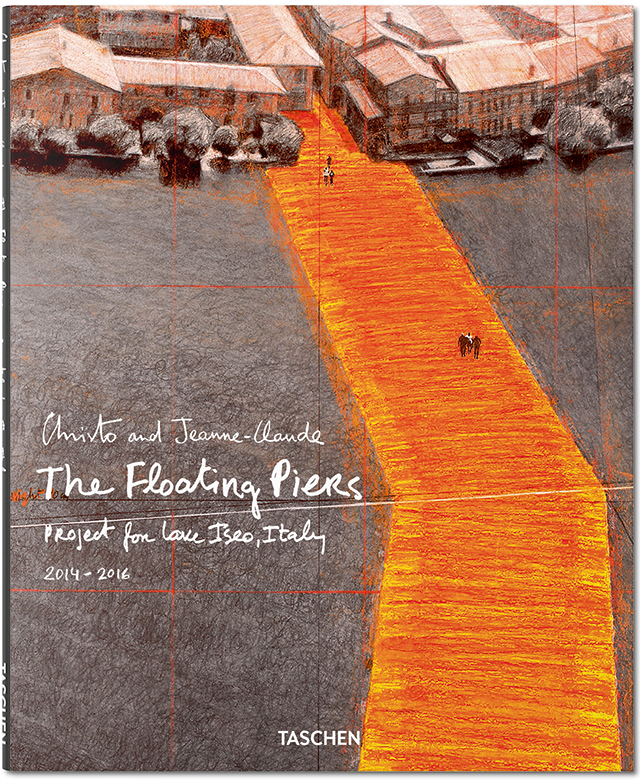 Book of the week: The Floating Piers by Christo and Jeanne-Claude