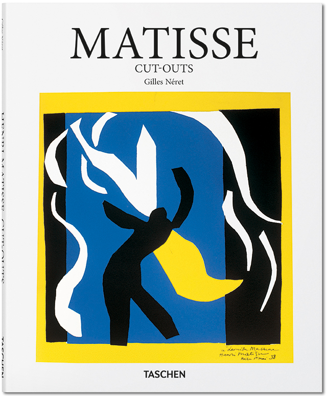 Book of the Week: Matisse. Cut-outs