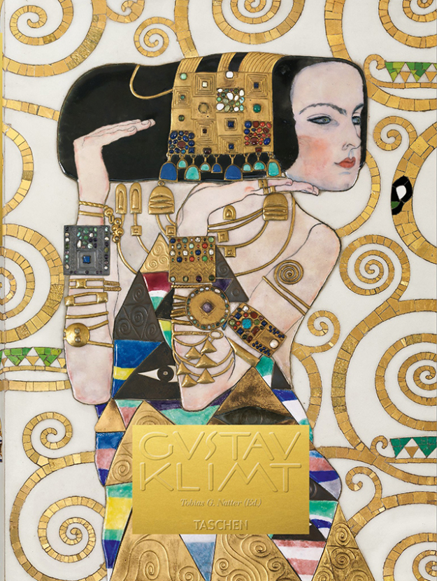 Book of the week: Gustav Klimt. Complete Paintings.
