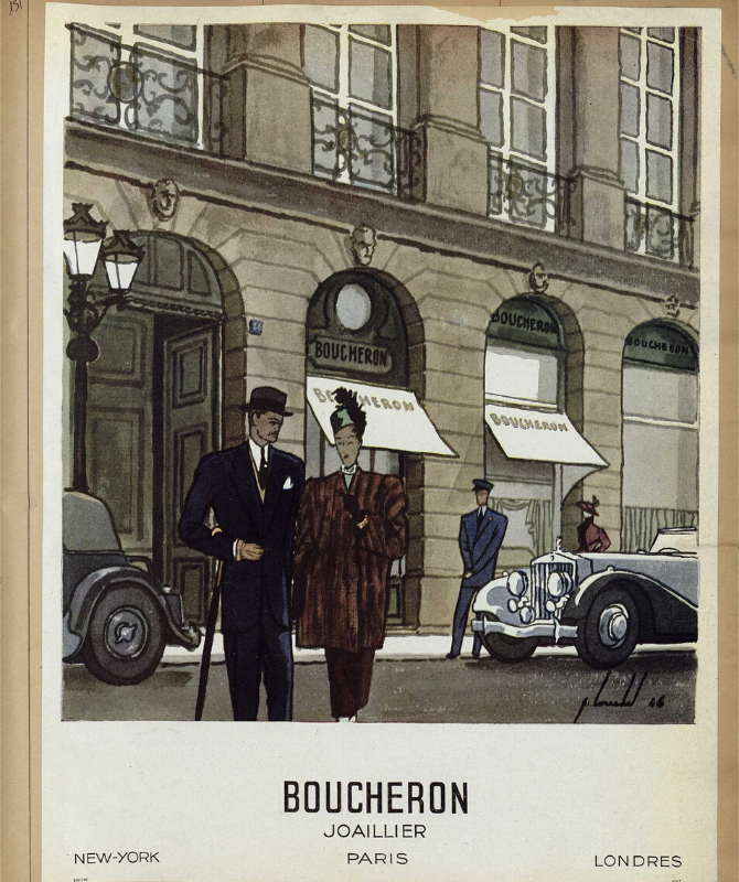 Boucheron has launched a podcast series