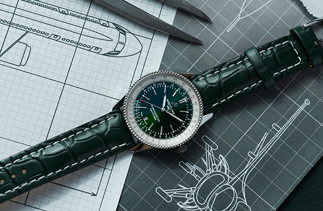 Breitling launch a limited edition timepiece for the Middle East