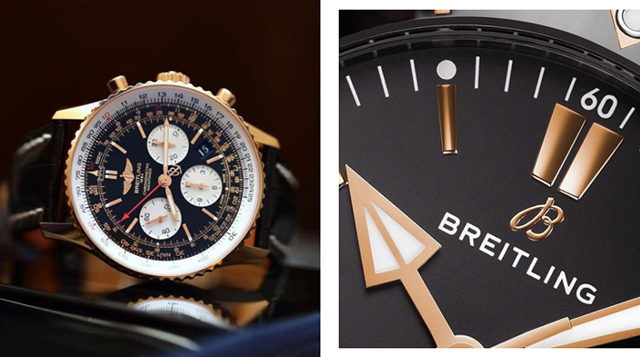 Mr Porter announces launch of Breitling