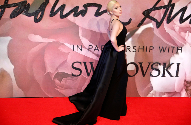 British Fashion Awards 2016: Red carpet arrivals