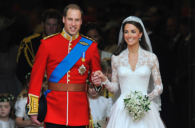 The British Royals celebrate six years of marriage