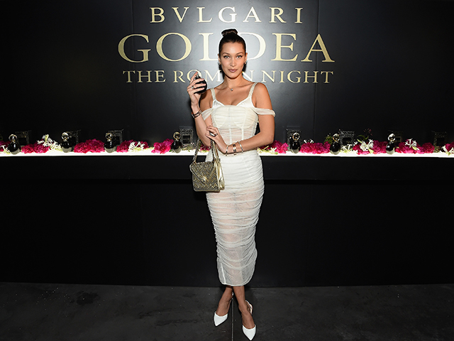 Inside the launch of Bulgari's Goldea The Roman Night fragrance