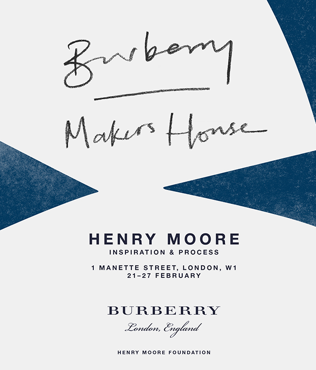 Live: Burberry FW17 at London Fashion Week