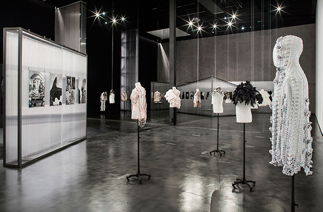 Now open: Burberry's The Cape Reimagined exhibition in Dubai