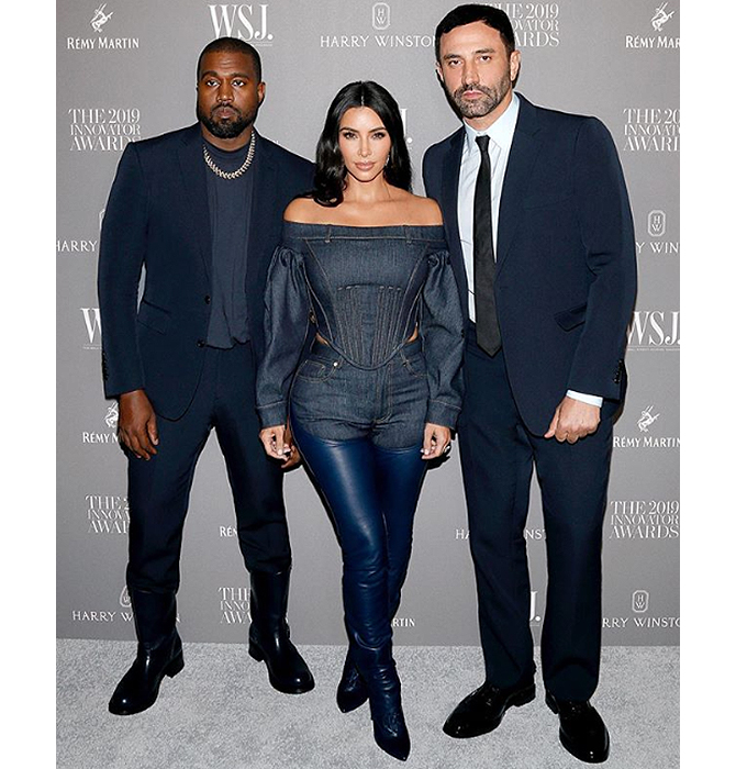 Introducing fall's most daring boot – courtesy of Kim Kardashian West