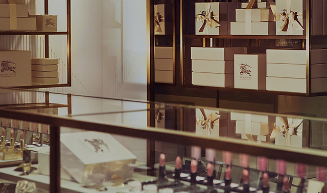 Burberry debut its first Beauty Box store in Asia