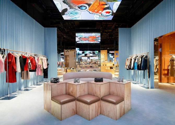 Could Burberry's new Shenzhen store be the future of retail?