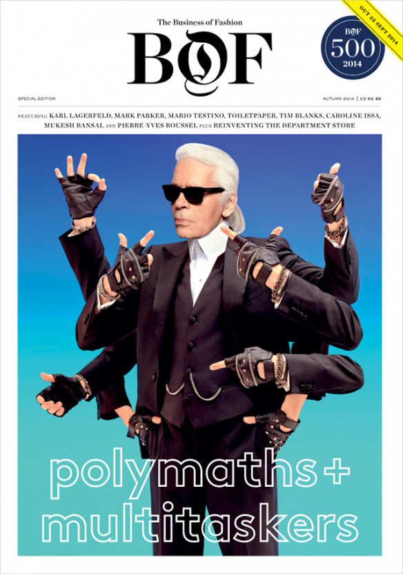 Business of Fashion releases 'Polymaths & Multitaskers'