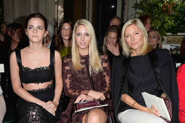 Valentino Haute Couture AW14: The Guests