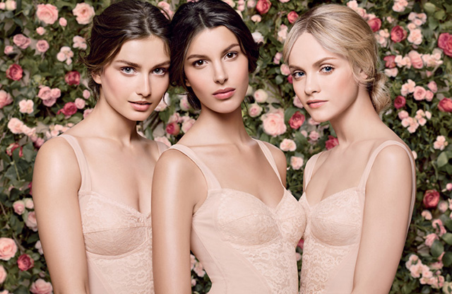 First look: Dolce & Gabbana's new skincare campaign