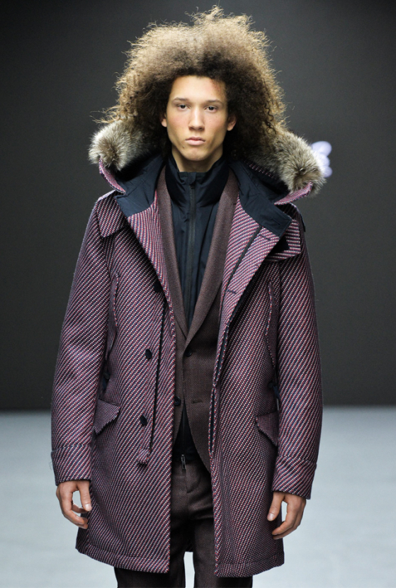 The London Collections Men AW15: Hardy Amies