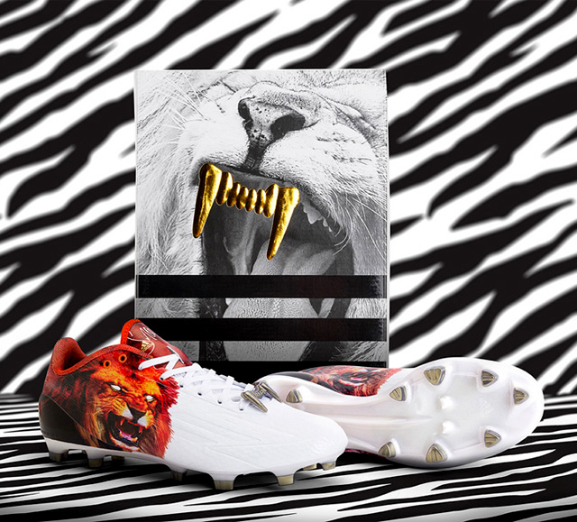 26293b2fbe8 Snoop Dogg teams up with Adidas to create lion-themed football cleats
