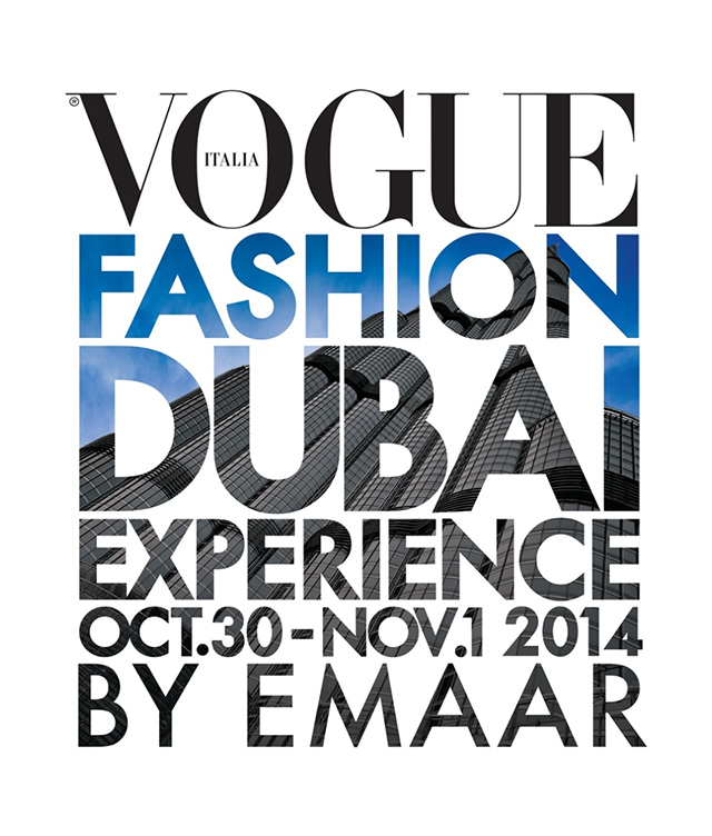 The 'Vogue Fashion Dubai Experience II' highlights 28 designer names