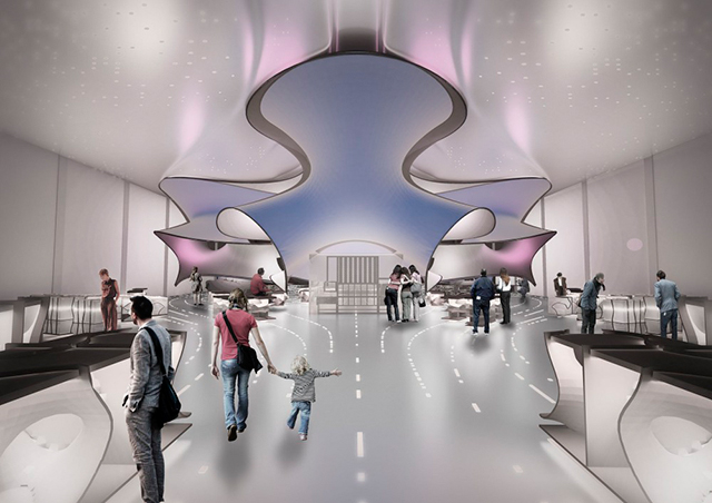 Zaha Hadid to create London Science Museum's new maths gallery