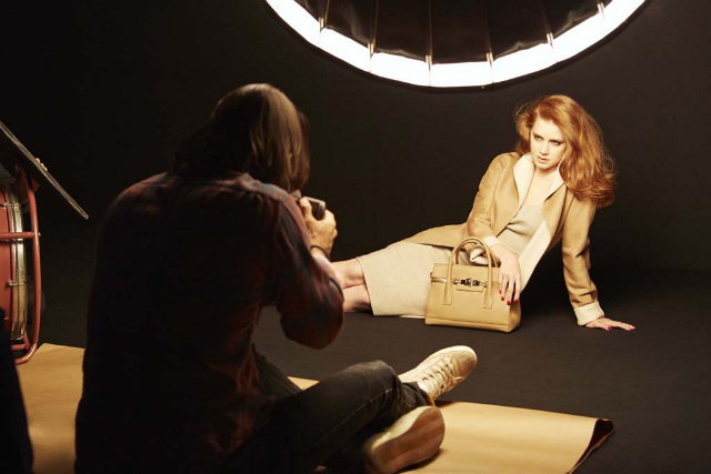 Max Mara enlists Amy Adams for next two campaigns