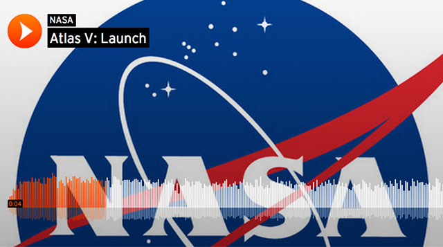 NASA launches Soundcloud account of noises recorded in space