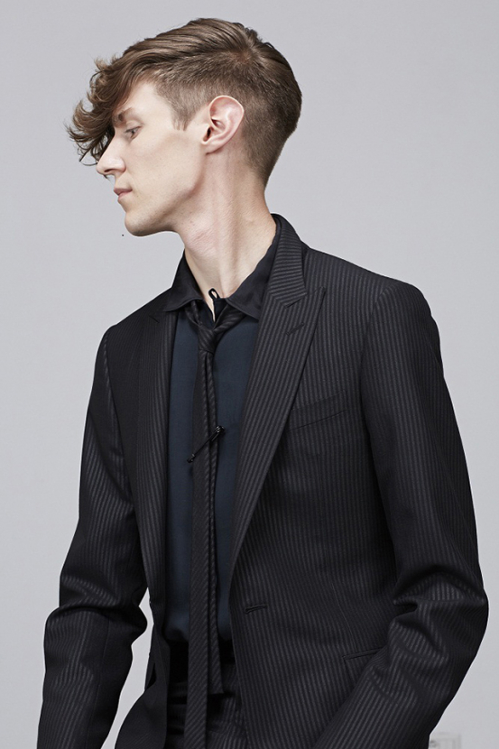 Lanvin unveils its menswear Cruise 2015 collection