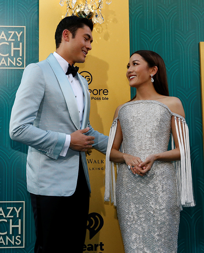 There will not be one, but two, sequels to Crazy Rich Asians