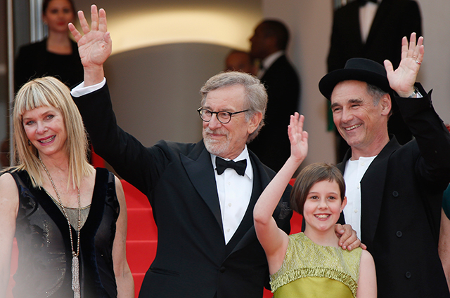 2016 Cannes Film Festival: The BFG Premiere