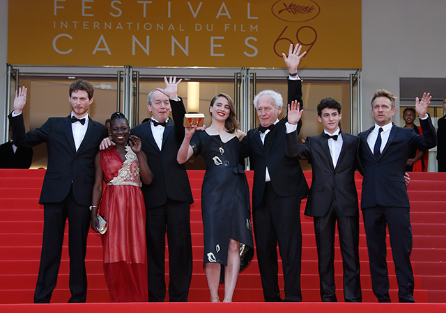 2016 Cannes Film Festival: The Unknown Girl premiere
