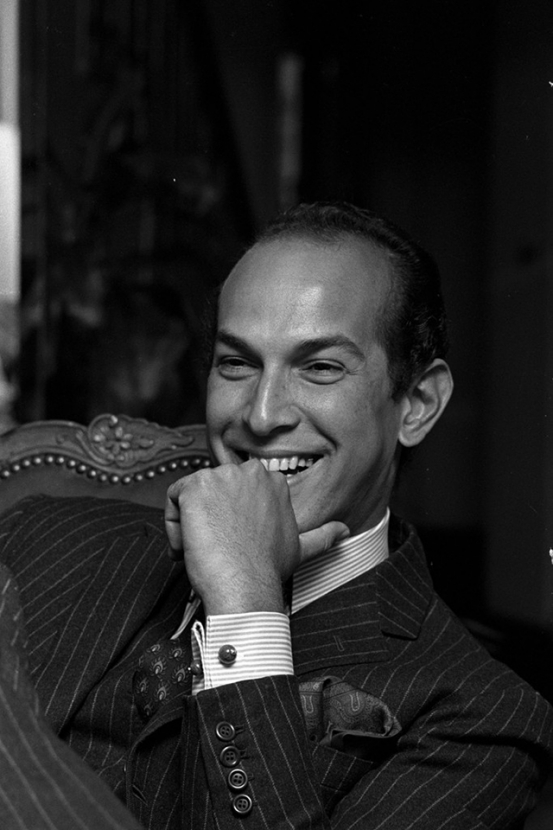 Celebrating a fashion legend: RIP Oscar de la Renta